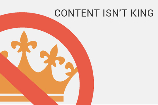 content-isnt-king